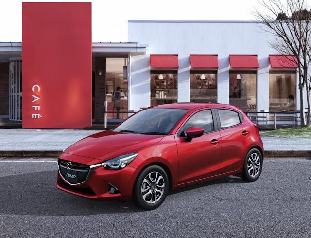 Nuevo Mazda 2  - 2016