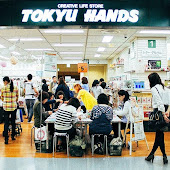 Tokyu Hands Shinjuku Workshop Review!