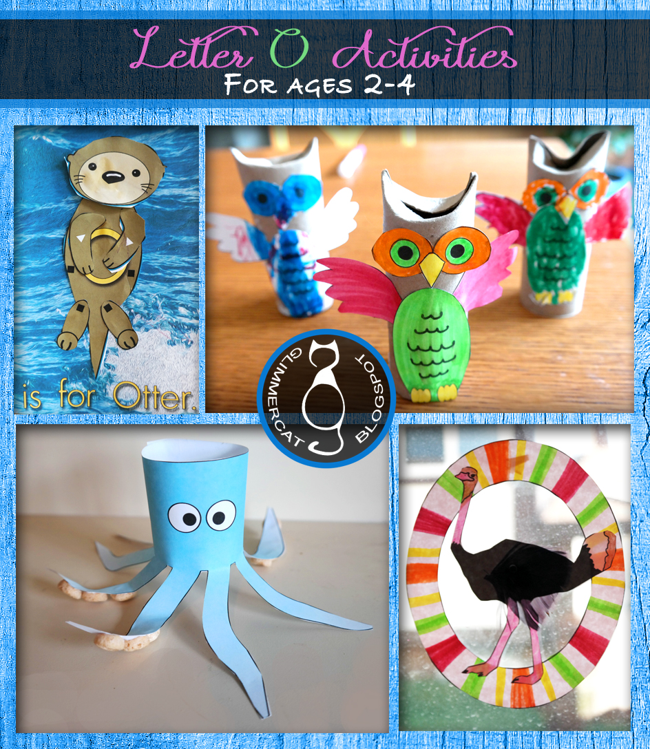 Letter O Activities Worksheets for all | Download and Share ...