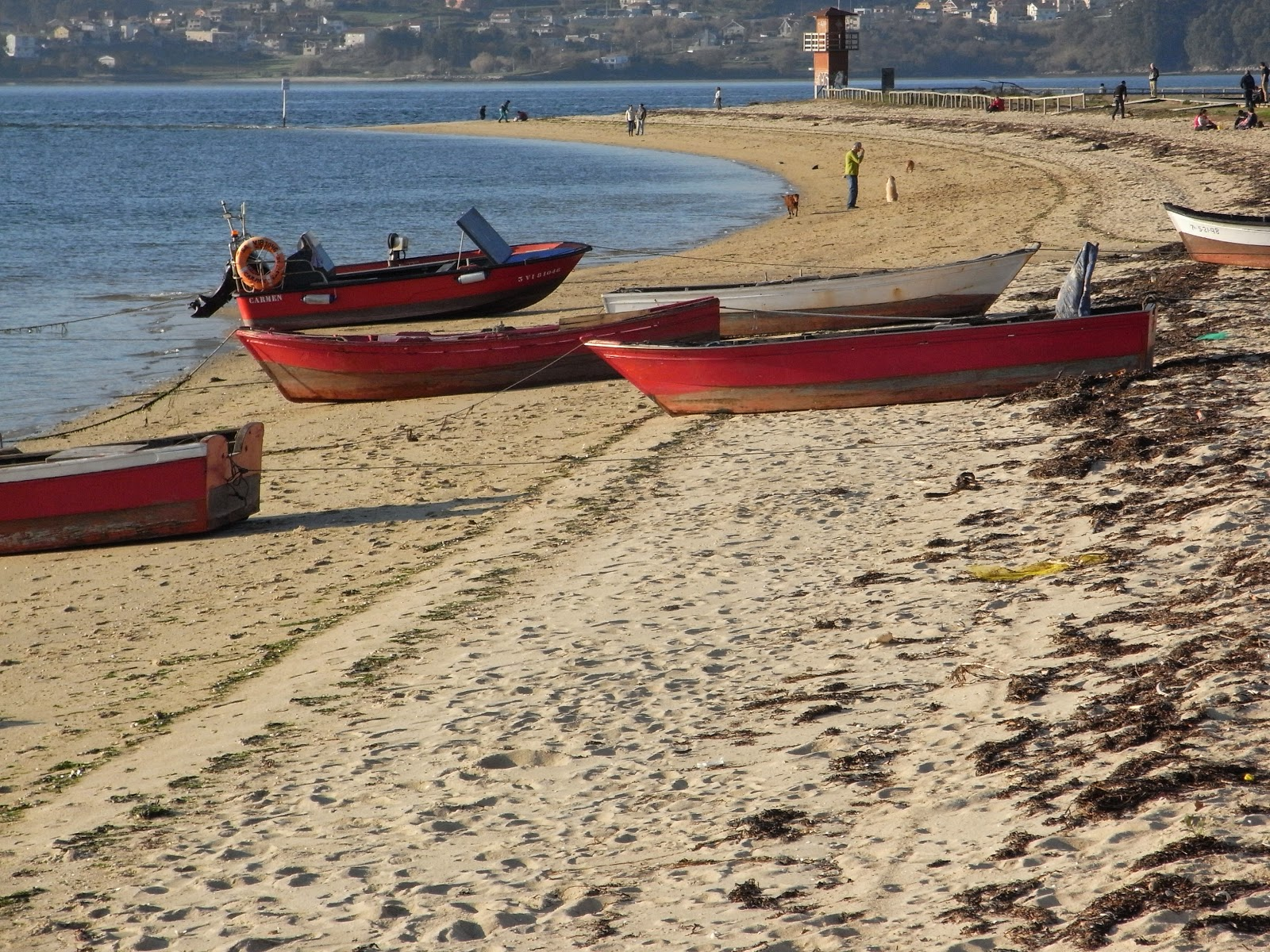 Playas de Redondela