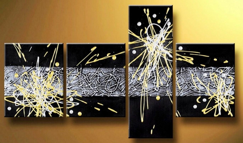 Pintura moderna y fotograf a art stica pinturas al leo - Como hacer cuadros faciles en casa ...