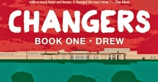 Id So Rather Be Reading Book Review Changers One Drew By T Cooper And Allison Glock