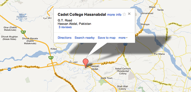 Cadet Colllege Hasan Abdal The Premier And Prestigious Institution Of Its Kind Is First Ever College Pakistan It Located On National