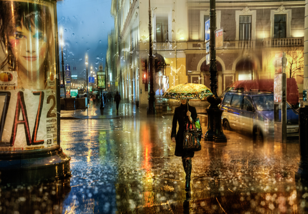 12-Eduard-Gordeev-Гордеев-Эдуард-Photographs-in-the-Rain-that-look-like-Oil-Paintings-www-designstack-co