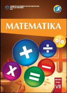 Download Buku Matematika BSE Kurikulum 2013 SMP Kelas 7
