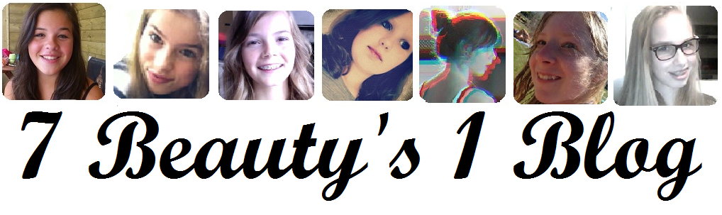 7 Beauty's 1 Blog