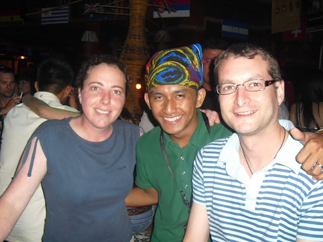 Noche de copas en Kuala Lumpur. Rum Jungle