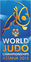 JUDO - Mundial masculino 2015 (Astana, Kazajistán)