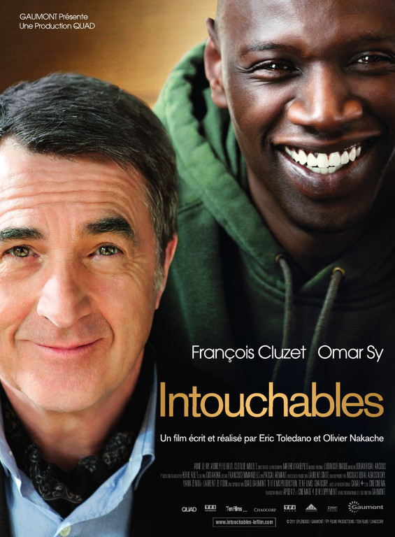 film Intouchables en streaming