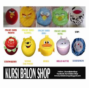 Kursi Balon Shop