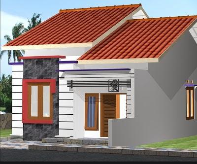 Desain Rumah Minimalis Sederhana 1 Lantai Terbaru