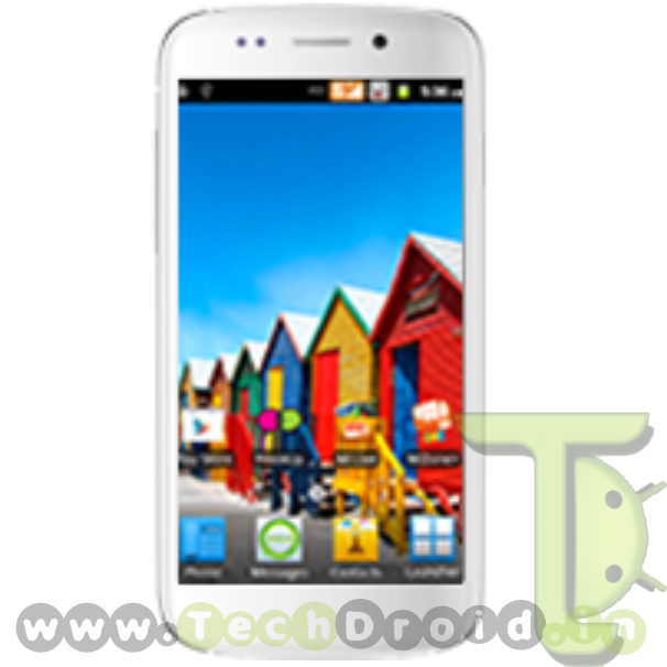 Micromax Canvas 4 Leaked Image