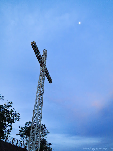 Cross at Mt. Tapyas