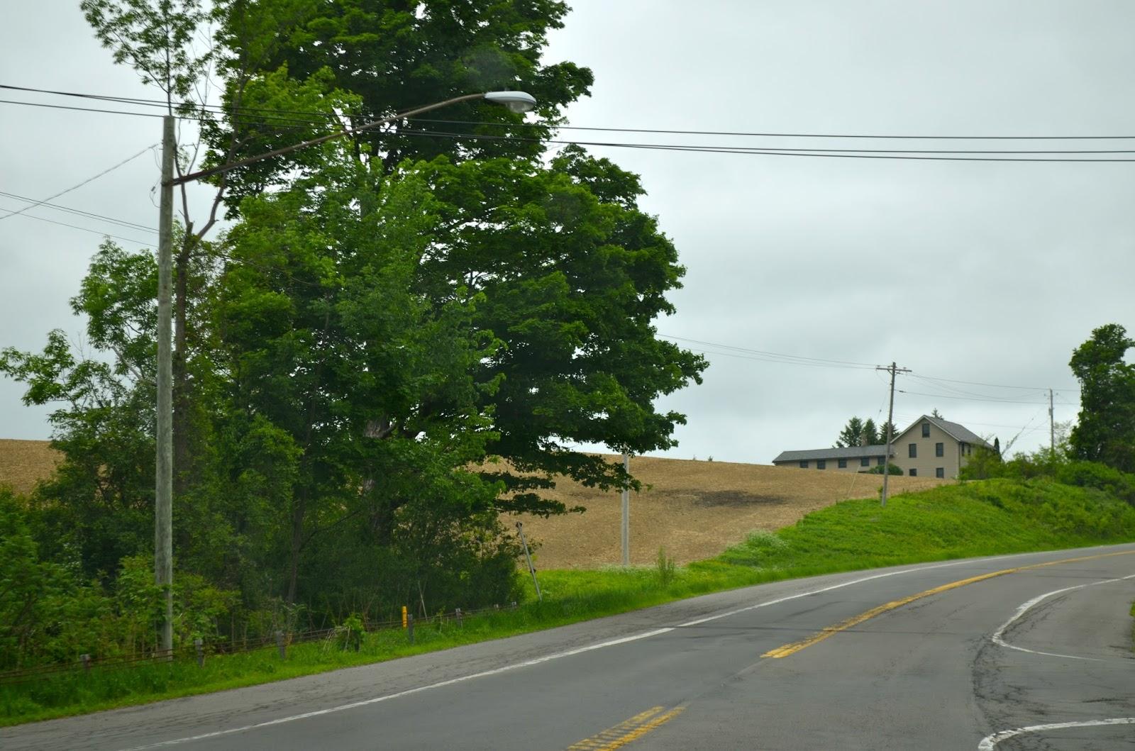 Upstate landscape