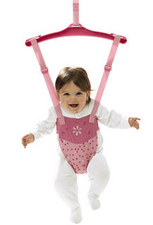 Baby Bouncer Door