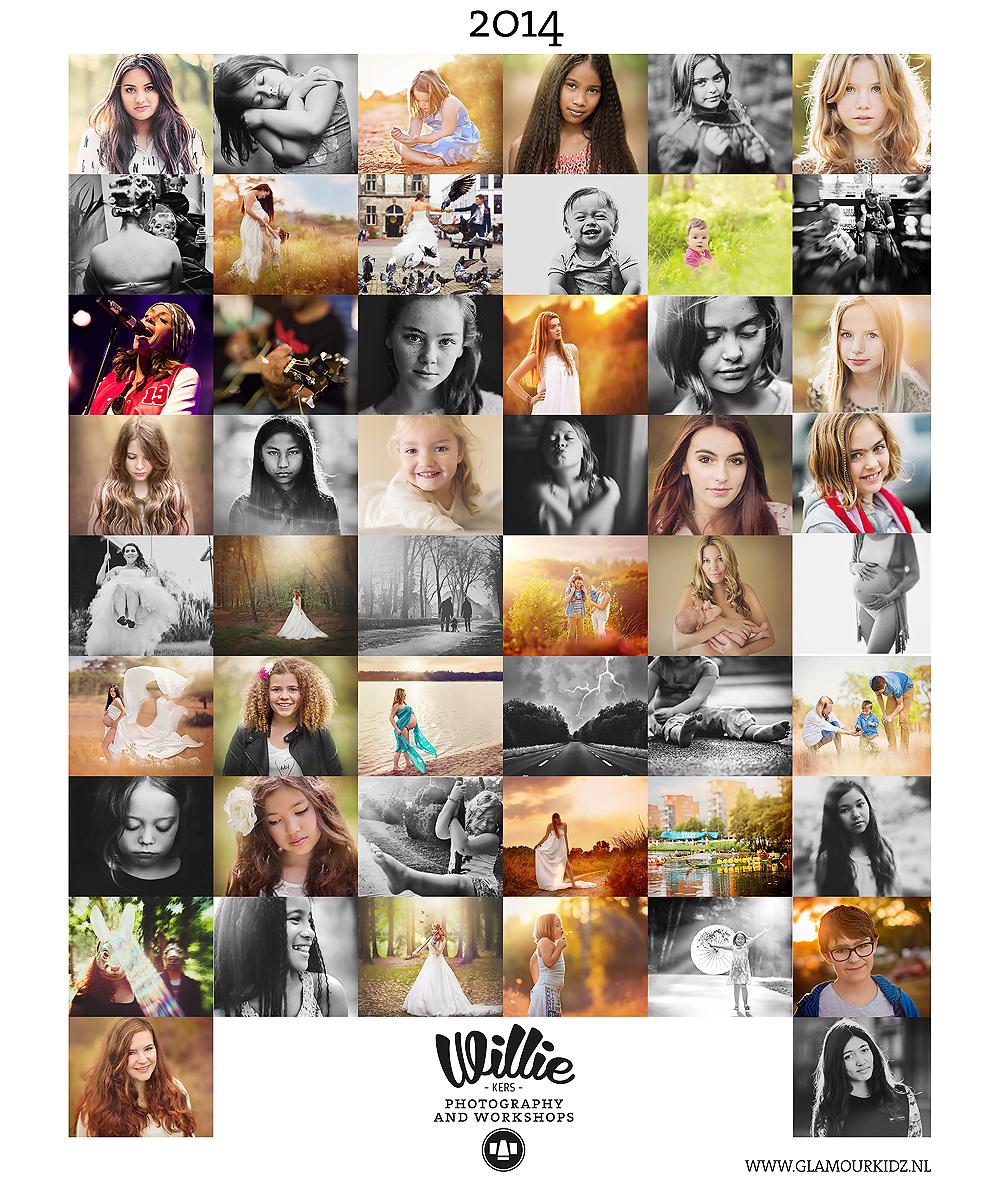 portretfoto's gemaakt door Willie Kers van GlamourKidz fotografie uit Apeldoorn in het jaar 2014