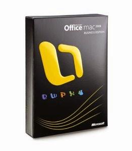 تحميل مايكروسوفت اوفيس 2008 للماك Microsoft Office for Mac