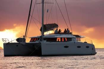 Luxury Yacht Caribbean Sailing Vacations