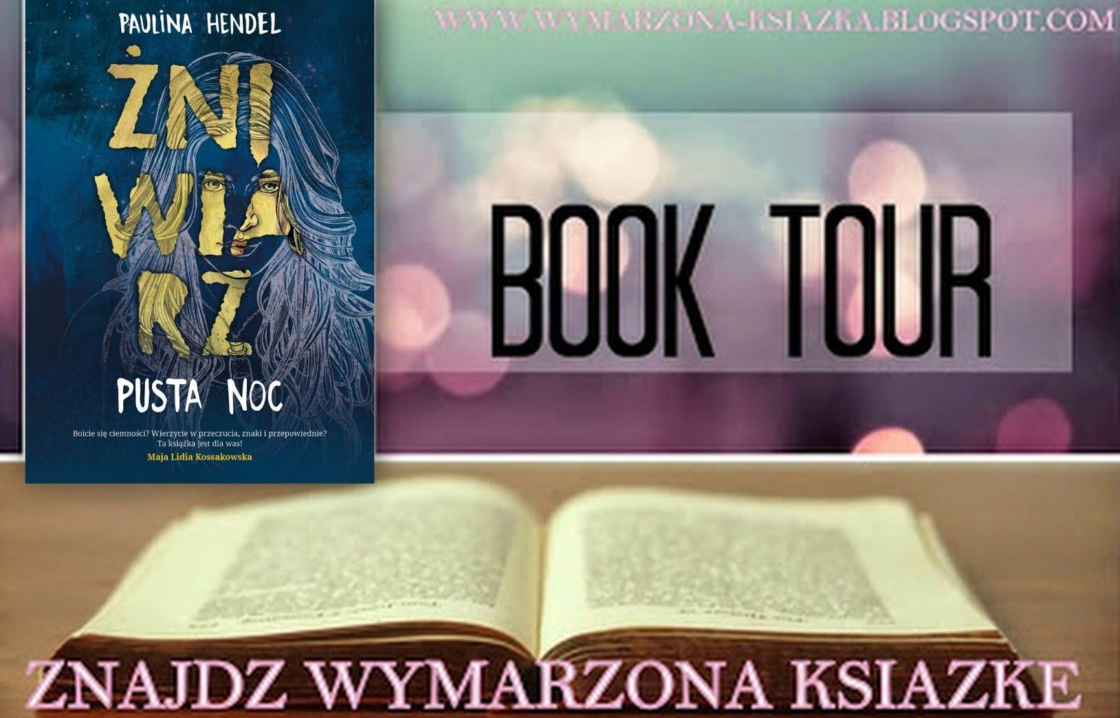 Book Tour ze Żniwiarzem!