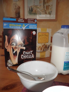 cereali count chocula halloween american