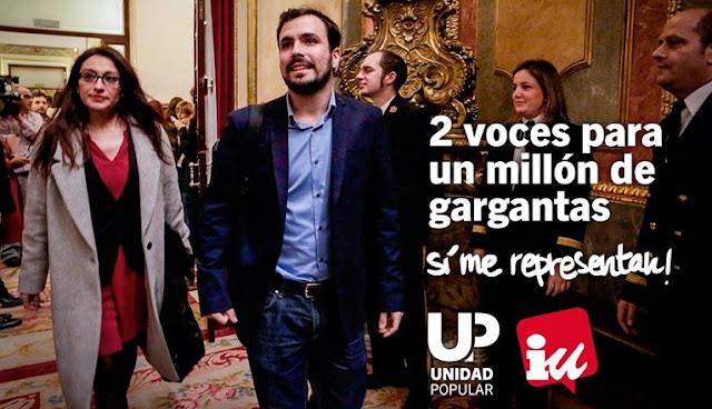 Nueva Legislatura, por Alberto Garzón