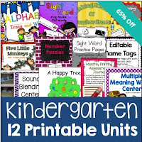 Kindergarten DEAL on Educents!