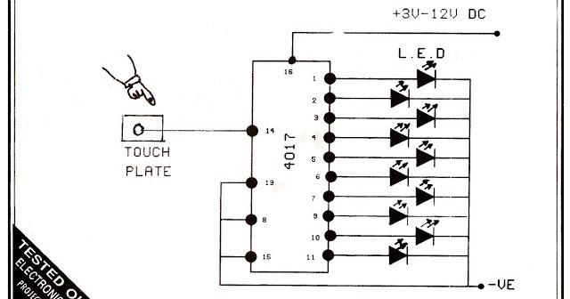 electronica diagramas circuitos  circuito electr u00f3nico de