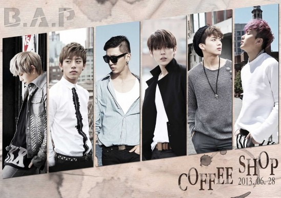 "Video Musik B.A.P - ""Coffee Shop"""