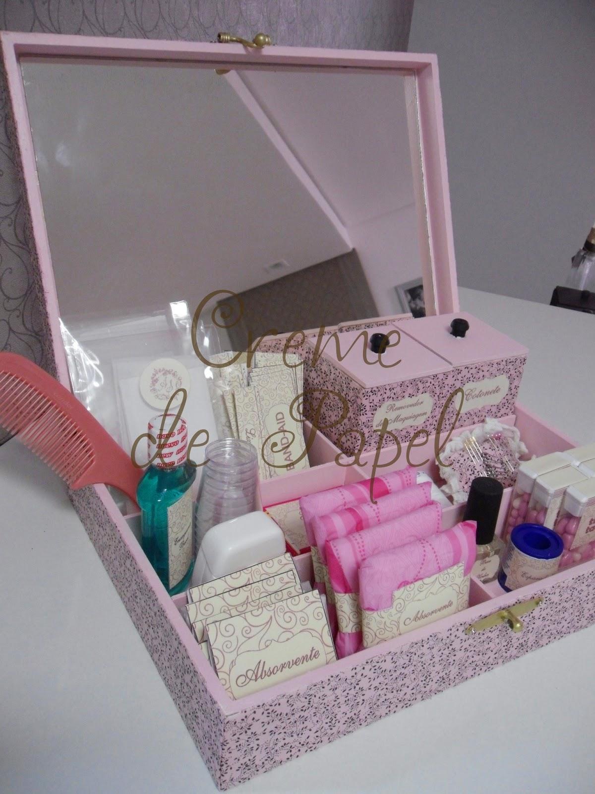 Creme de Papel: Kit Banheiro para Casamento Bege e Rosa Clássico #7D4E5C 1200x1600 Banheiro Bege E Rosa