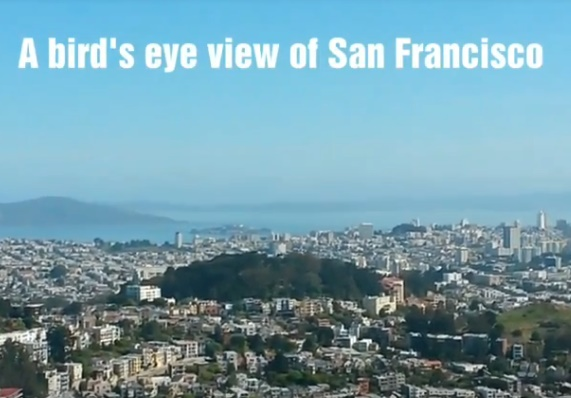 A Bird's Eye View of San Francisco