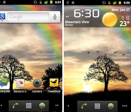 Sunrise Android Live Wallpaper Free Download