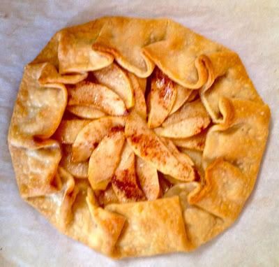 A Southern Soul: Apple Crostata