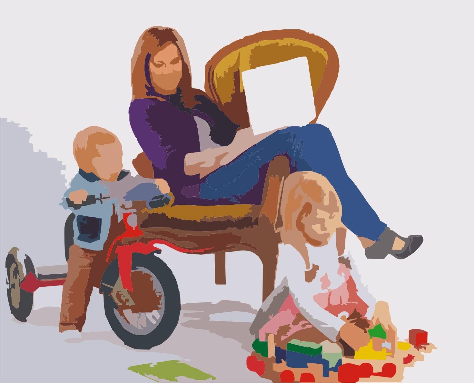 usaha sampingan ibu rumahtangga
