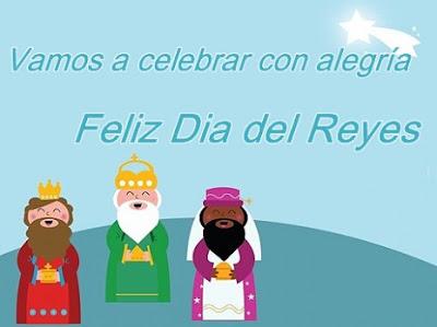 Celebremos el dia de Reyes