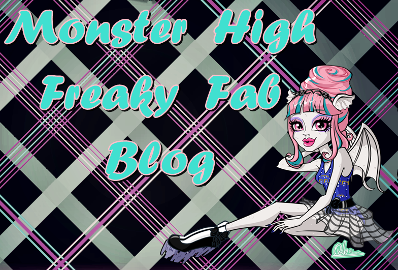 Monster High Freaky Fab Blog