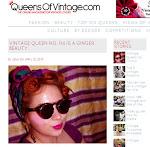 Vintage Queen no. 114
