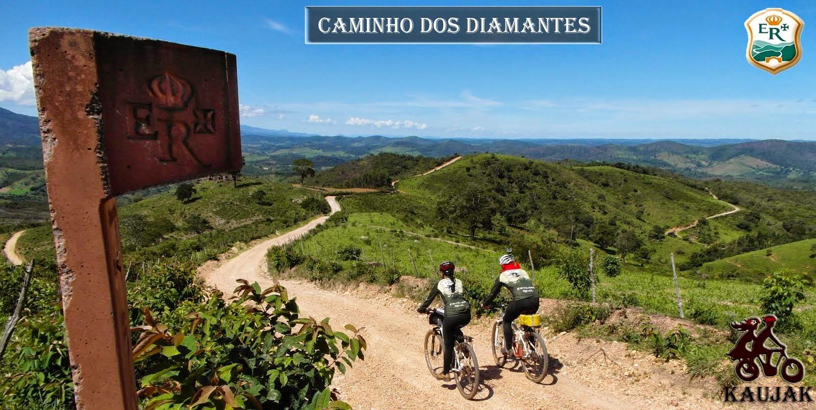 CAMINHO DOS DIAMANTES