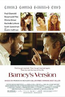 Watch Barney's Version (2010) movie free online