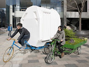 China's Tiny New 'Tricycle House'. Beijing's People's Architecture Office .