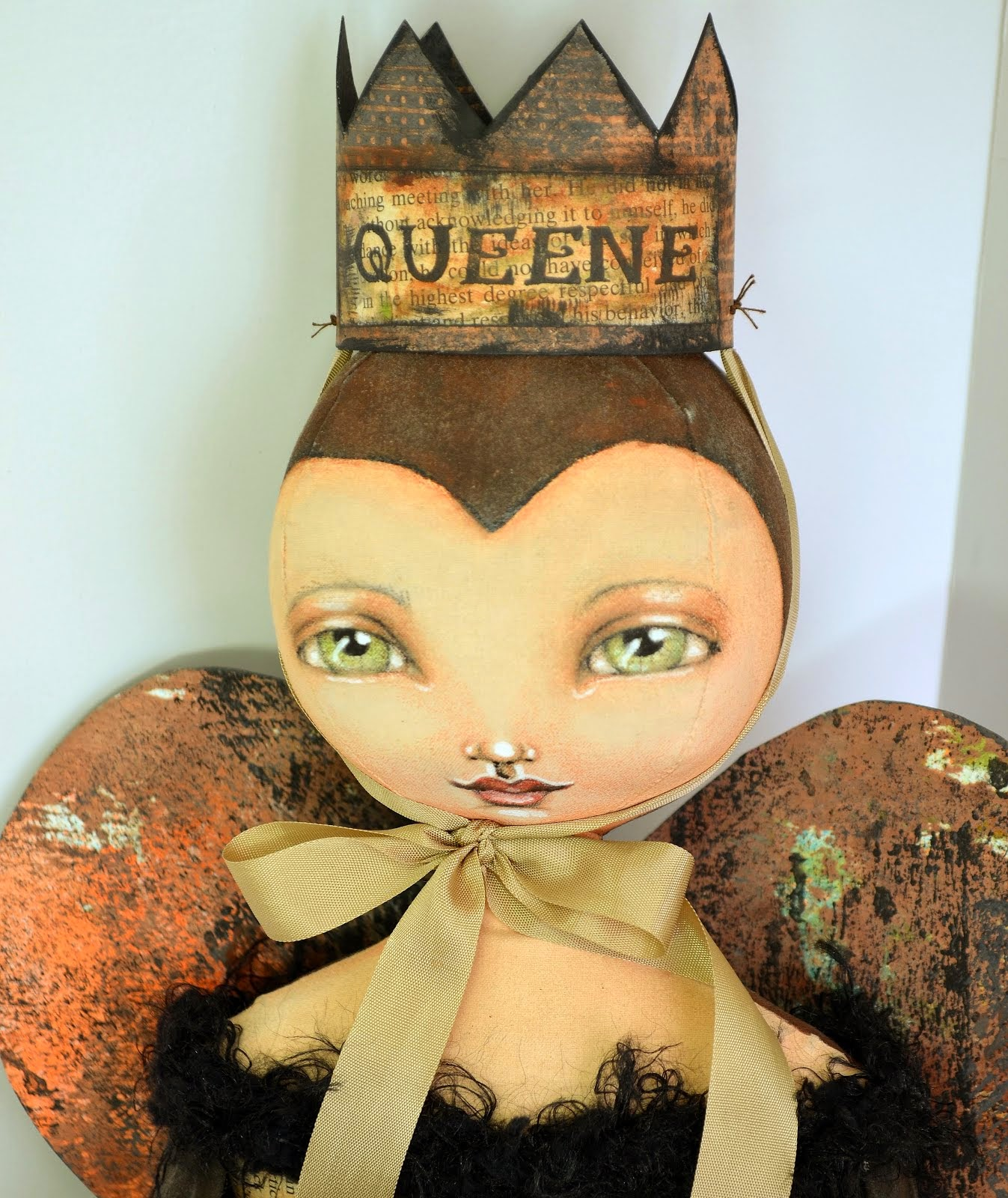 Queene Bee~Sold!