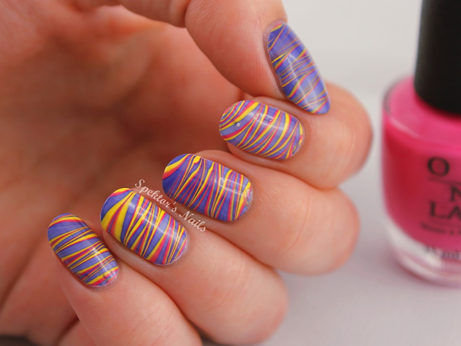 (Piñata) Water Marble