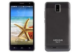 harga Advan Star 5