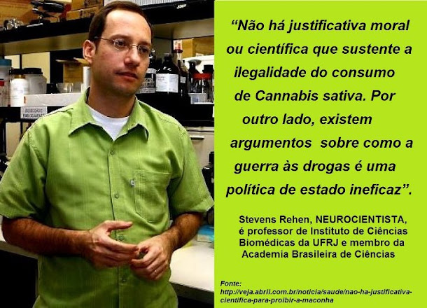 Você é a favor do consumo legal de #maconha?