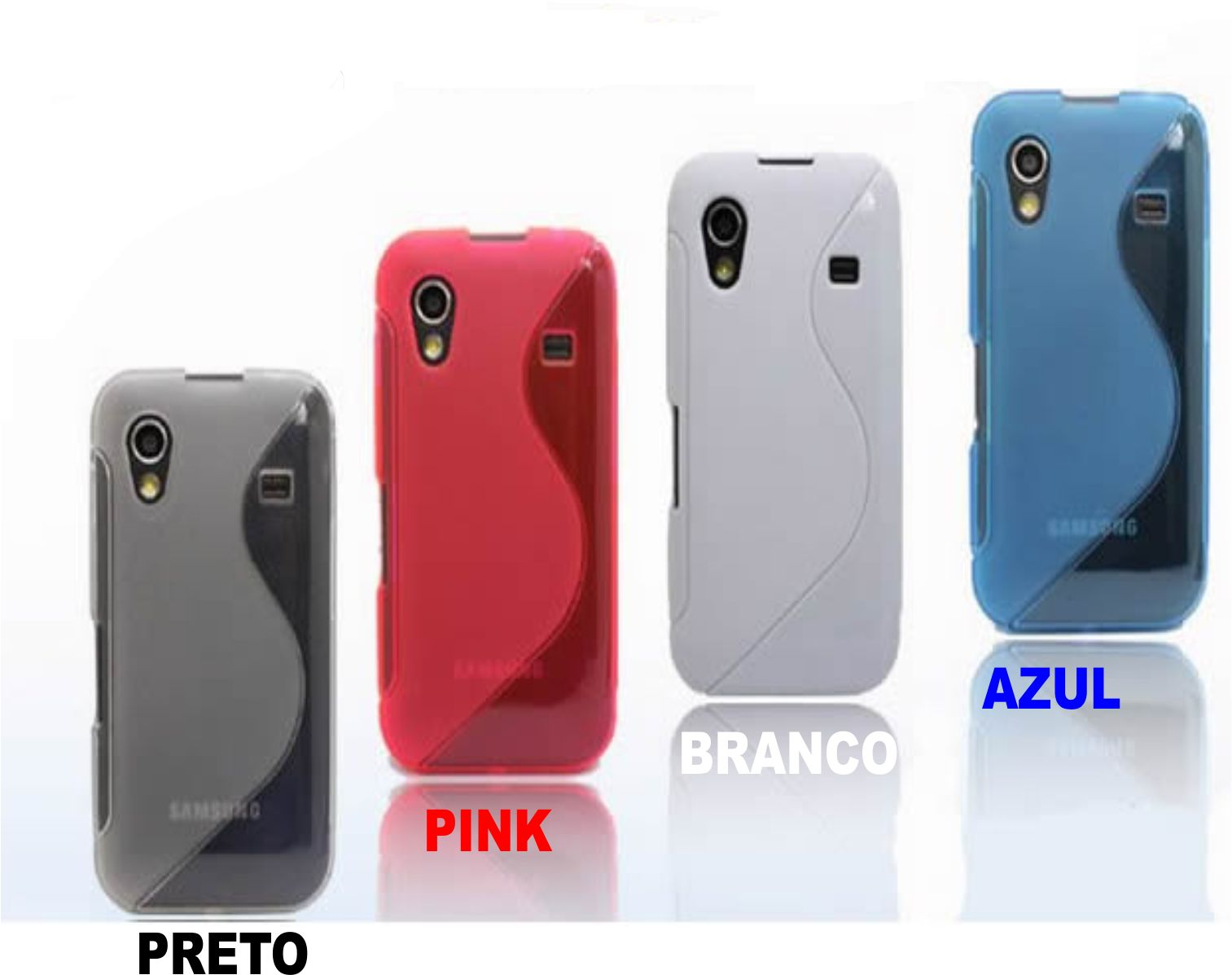 Samsung Galaxy Capa Case Acr Lica Brinde R 29 updated July, 10 2013 20 ...