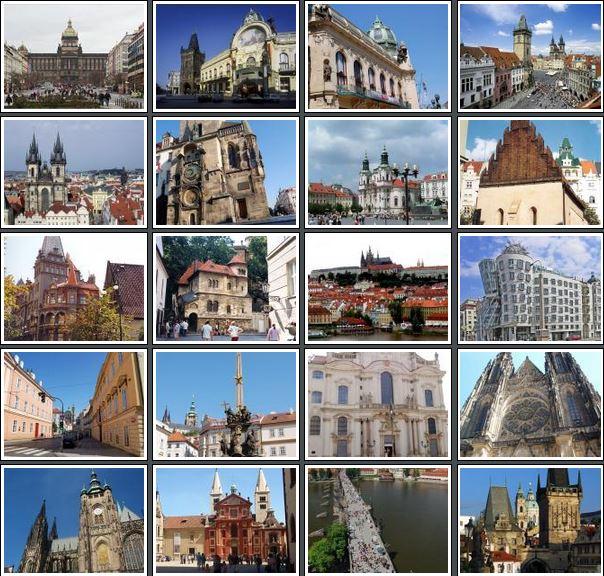 Прага Чехия достопримечательности
