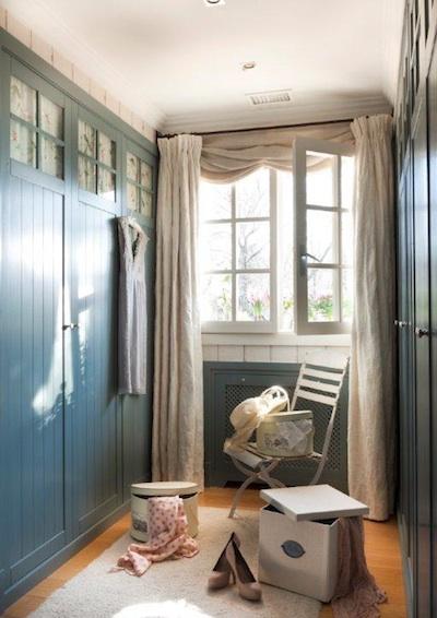 Decoestilo12 un vestidor r stico for Interiorismo rustico