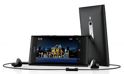 Smartphone Nokia Lumia 800  e 710 chega amanhã