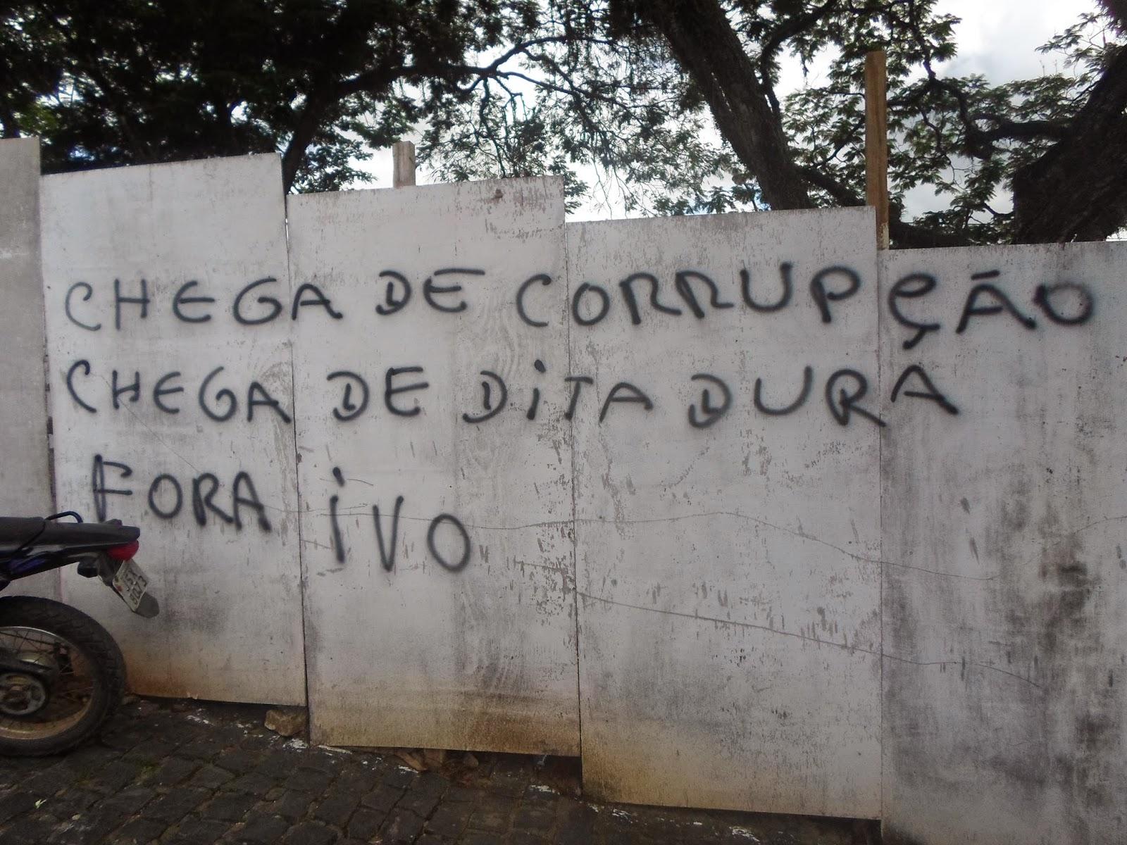 Blog Do Bozó Ponto De Vista Reivindicar Sim Vandalismo Não