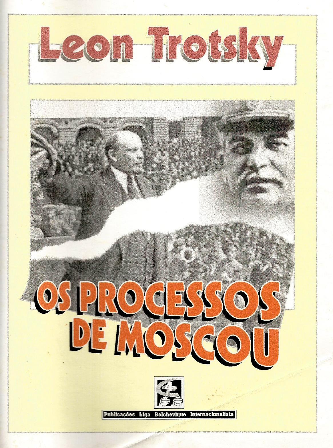 PROCESSOS DE MOSCOU