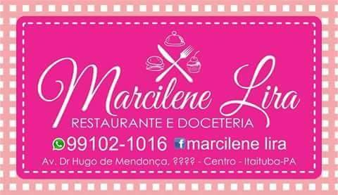 Restaurante e doceria marcilene Lira E disk Marmitex